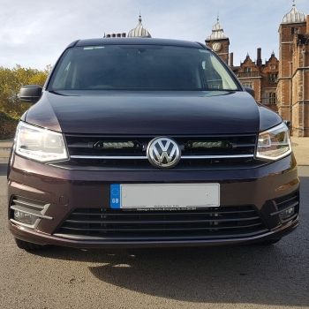Lazerlamps Grill-Integrationkit für VW Caddy